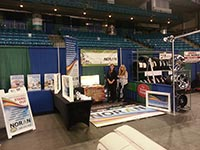 Noran Printing at the Kamloops Home Show Fall 2012
